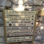 Historisch dorpje Aigueze, de moeite waard!